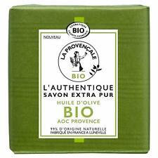Lot 6 Authentiques savon de Marseille Bio Extra-Pur Naturel l'huile d'olive 100g