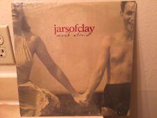 Jars of Clay - Much Afraid LP - SEALED - FIRST 1st PRESSING VINYL 1997 OOP