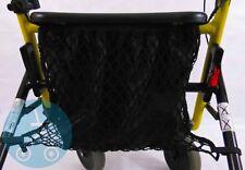 Rollatornetz blickdicht NEU Innenfutter Rollstuhl Kinderwagen Rollator Gummizug