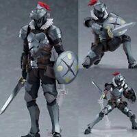 Max Factory X MASAKI APSY Figma No.424 Goblin Slayer Action Figure New in Box