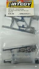 integy t8154chrome alloy fr/rr arm for losi 8ight b