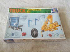 Italeri Truck conversion kit model 1:24 scale no. 776