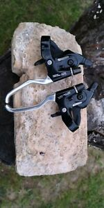 Vintage Shimano Deore LX ST-M560 3x7 SP Shifters&Brake Levers