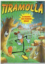 fumetto - TIRAMOLLA ANNO 1992 NUMERO 42
