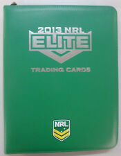 NRL 2013 Elite full common set and Binder
