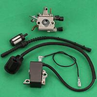 Carburetor Ignition Coil For STIHL FS120 FS120R FS200 FS200R Weedeater