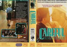 CAREFUL HE MIGHT HEAR YOU - VHS - PAL -NEW - Never played! - Original Oz release