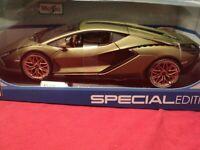 Maisto Lamborghini  Sian FKP37 1/18 scale NIB 2020 release