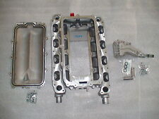 07 14 Shelby Gt500 Supercharger Lower Intake Manifold 54 58 Dohc Whipple Tvs