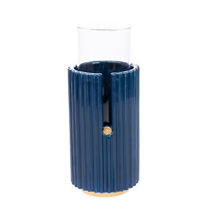 RRP €270 PAOLA C. PIN UP II Ceramic & Glass Vase Designed By Cristina Celestino