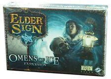 Juego de vuelo de fantasía, Elder Sign presagios de hielo Expansión, Nuevo Y Sellado
