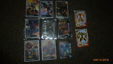 Transformers Combiner Wars Titans Return Henkei Cards Lot of 11 RARE