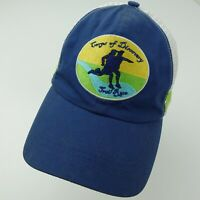 Corps of Discovery Trail Race Snapback Adult Cap Hat