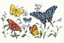 Cross Stitch Kit Butterflies art. 42-02