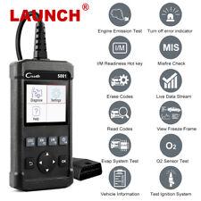 Launch CR5001 Car Fault Diagnostic Scanner Automotive OBD2 CAN DTC Code Reader