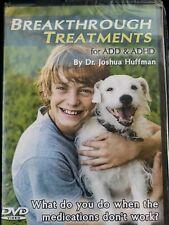 Breakthrough Treatments for ADD & ADHD (DVD) NEW!