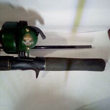 Vintage Johnson 45th anniversary reel and 2pc.Med. 3905505 rod combo