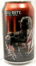"MT UNOPEN Mountain Dew Call of Duty ""Black Ops"" Game Fuel Cherry Citrus USA 2015"
