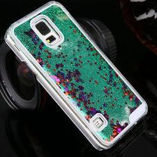 Luxury Glitter Star Liquid Back Phone Case Cover for Samsung Galaxy S5/6/7/6Edge