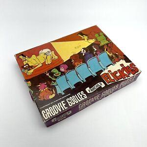 GROOVIE GOOLIES, 1971 Fairchild 60 Piece Jigsaw Puzzle Groovie Goolies