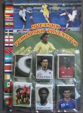 GERMANY 2006 FIFA WORLD CUP AS Sport complete stickers Set And Empty Album