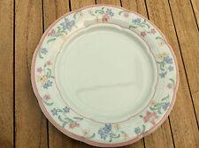 MITTERTEICH  Speiseteller  Form 2250   Stefanie rosa Rand  Ø 24,5cm