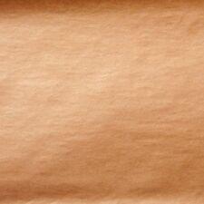 5 Feuilles X Cuivre Papier Tissu Double face papier cadeau 50 x 70 cm
