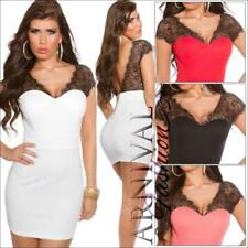 Summer Short Sleeve Dresses Bodycon Dress