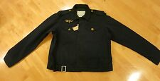 NWT Mens Ralph Lauren Denim & Supply Military Army Officer  Jacket XXL