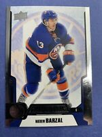 2019-20 Upper Deck Credentials Base #21 Mathew Barzal New York Islanders