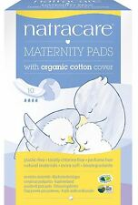 Natracare Organic Maternity Pads - 10s (Pack of 12)