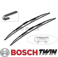 2x SPAZZOLE TERGI BOSCH 3397001727 TWIN 727 550mm 475mm CADILLAC CTS