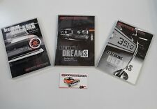 RESTORING DREAMS DVD - XR XT XW XY XA XB XC GS GT HO - SERIES 1 - EPISODE 1-13