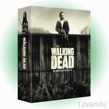 Blu-ray Box THE WALKING DEAD - DIE KOMPLETTEN STAFFELN 1-6 - 26 Disc's NEU+OVP