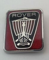 ROVER ENAMEL LAPEL PIN BADGE CAP BADGE