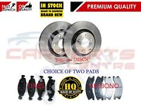 FOR JEEP GRAND CHEROKEE WG WJ FRONT BRAKE DISCS DISC FRONT BRAKE PADS 1999-2004