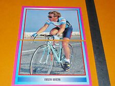 N°75 & 76 BERZIN GEWISS MERLIN GIRO D'ITALIA CICLISMO 1995 CYCLISME PANINI TOUR