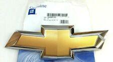 2014-2020 Chevrolet Impala front bumper grille gold chrome Bowtie Emblem Badge