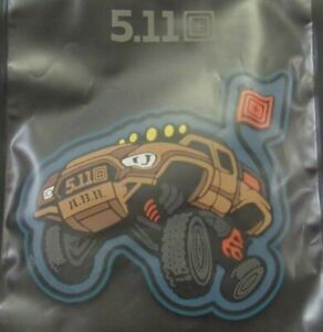 """New 5.11 Tactical """"5.11 Taco"""" Patch"""