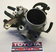 Toyota Starlet MK5 (EP9_) - Throttle Body