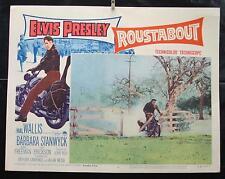 1964 ROUSTABOUT Lobby Card #5 Elvis Presley