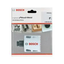 Bosch Bi-Métal Scie-Cloche Progresseur pour Bois & Métal 121mm