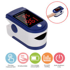 Fingertip Pulse Oximeter Blood Oxygen Sensor Saturation SpO2 Digital Monitor