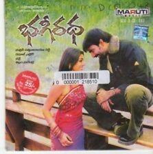 (BK216) Bhageeradha, Soundtrack - 2005 CD
