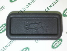 RANGE ROVER 2010-2012 LOWER TAILGATE RELEASE BUTTON LR031833 GENUINE LAND ROVER