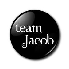 25mm Button/Pin Badge - Twilight -Team Jacob