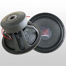 Subwoofer Massive Audio GORDO 181 6000 watt 46 cm dual 1Ω spl sub sp l auto SPL