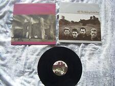 U2 - UNFORGETTABLE FIRE VINYL LP + INNER