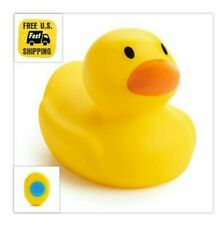 Munchkin White Hot Safety Bath Ducky Temperature Indicator And Toy For Baby
