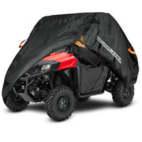 Utility Vehicle Cover Storage Waterproof For Honda Pioneer 500 700 700-4 Deluxe